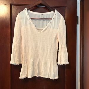 Free People Light Top